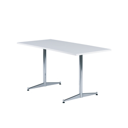 RBM Allround Rectangle | Tables polyvalentes | Flokk