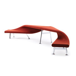 RBM Flip and Fold 45° | Waiting area benches | Flokk