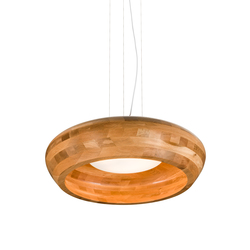 Kulho Medi oak | Suspended lights | Blond Belysning