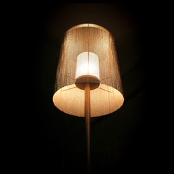 Circular Cropped 400 Table Lamp | Iluminación general | Willowlamp