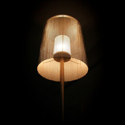 Circular Cropped 400 Table Lamp | General lighting | Willowlamp