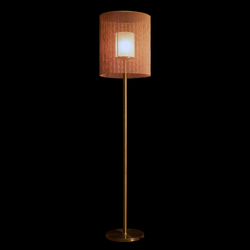 Circular Cropped 400 Standing Lamp | General lighting | Willowlamp