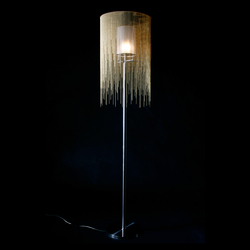 Circular Willow 400 Standing Lamp | Free-standing lights | Willowlamp