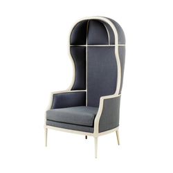 Laval Crown Chair One seater | Loungesessel | Stellar Works
