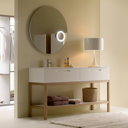 Bamboo basin vanity unit | Vanity units | CODIS BATH