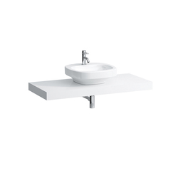 Case for living | Washtop | Bathroom fixtures | Laufen