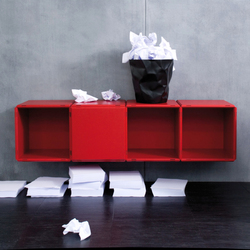 q18_high red | Shelves | qubing.de