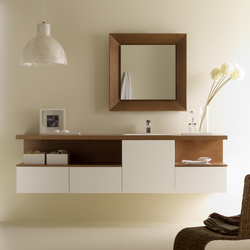 Basic basin vanity unit | Mobili lavabo | CODIS BATH