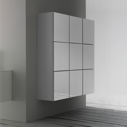 Basic storage wall units | Wandschränke | CODIS BATH