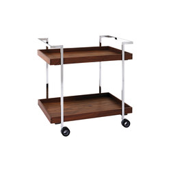 Pioneer T63S Tea trolley | Carritos de servicio / Carritos de bar | Ghyczy