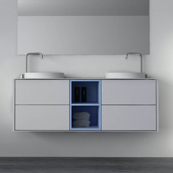 Soho basin vanity unit | Mobili lavabo | CODIS BATH