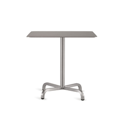 20-06™ Square café table | Cafeteria tables | emeco