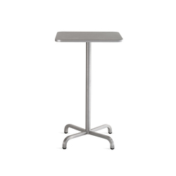 20-06™ Square bar table | Mesas altas | emeco