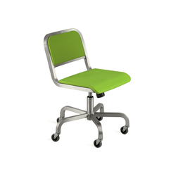 Nine-0™ Swivel chair | Arbeitsdrehstühle | emeco