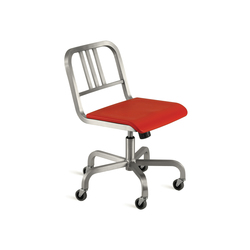 Nine-0™ Swivel chair | Chaises de travail | emeco