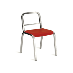 Nine-0™ Stacking chair | Sillas para restaurantes | emeco