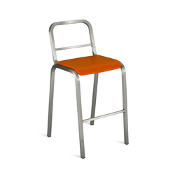 Nine-0™ Stacking barstool | Sgabelli bar | emeco