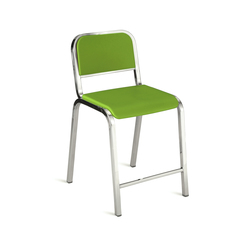 Nine-0™ Stacking counter stool | Bar stools | emeco