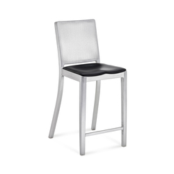 Hudson Counter stool seat pad | Barhocker | emeco