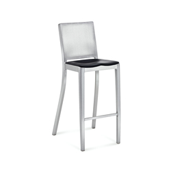 Hudson Barstool seat pad | Barhocker | emeco