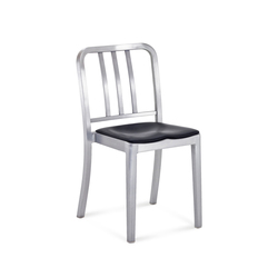 Heritage Stacking chair seat pad | Chaises | emeco