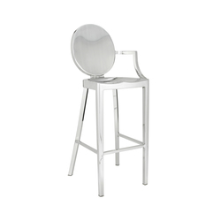 Kong Barstool with arms | Barhocker | emeco
