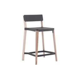 Lancaster Counter stool | Taburetes de bar | emeco