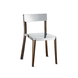 Lancaster Stacking chair | Restaurant chairs | emeco