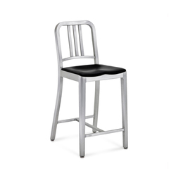 Navy® Counter stool seat pad | Barhocker | emeco