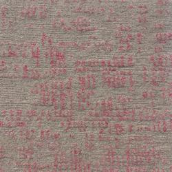 Textile - Rose | Rugs / Designer rugs | REUBER HENNING