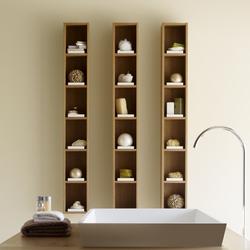 Columnas codis bath basico muebles de almacenaje for Estanteria bano wengue