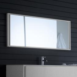 Mirror with base cover | Wall mirrors | CODIS BATH