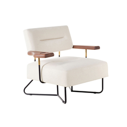 QT Chair with Cupholder | Poltrone | Stellar Works