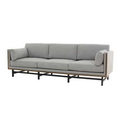SW Sofa Three Seater | Divani | Stellar Works
