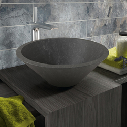 Conico negro washbasin | Wash basins | CODIS BATH