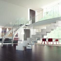Cobra glass   Staircase systems   Siller Treppen