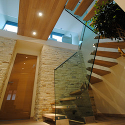 Mistral Winder   Staircase systems   Siller Treppen