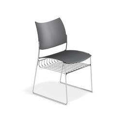 Curvy 1288/00 | Multipurpose chairs | Casala