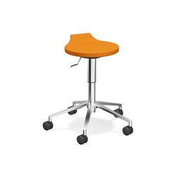 Ravelle V | Swivel stools | Casala