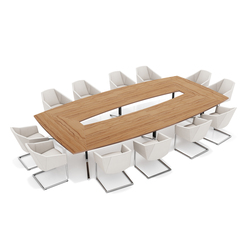 Temo Extented 6910 | Conference table systems | Casala