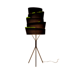 Babilonia Floor lamp | General lighting | Verde Profilo