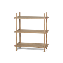 Le Belge System example set 3 levels | Shelves | Vij5