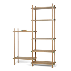 Le Belge System example set 7 levels | Shelves | Vij5