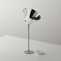 VLAMP large | Candlesticks / Candleholder | jacob de baan