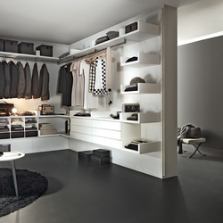 Novenove | Built-in cupboards | LEMA