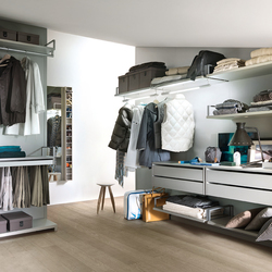 Novenove | Walk-in wardrobes | LEMA