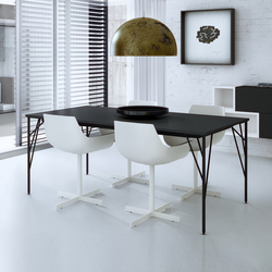 Feel dining table | Dining tables | ARLEX design