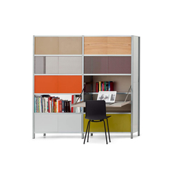mf-system | Secretary | Shelving | mf-system