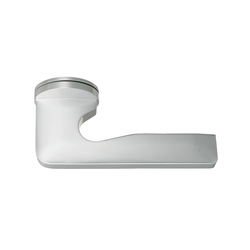 Agaho Basis Lever Handle 185 | Lever handles | WEST