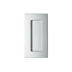 Agaho Sliding Door Pull 416 | Maniglie ad incasso | WEST inx